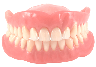 Full removable denture