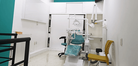 Oaxaca dental clinic station