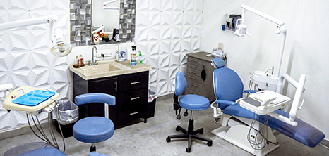 Reynosa dental clinic station