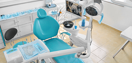 Los Cabos dental clinic station