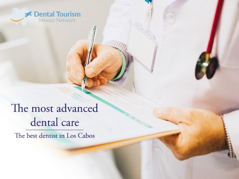 The best dentist in Los Cabos