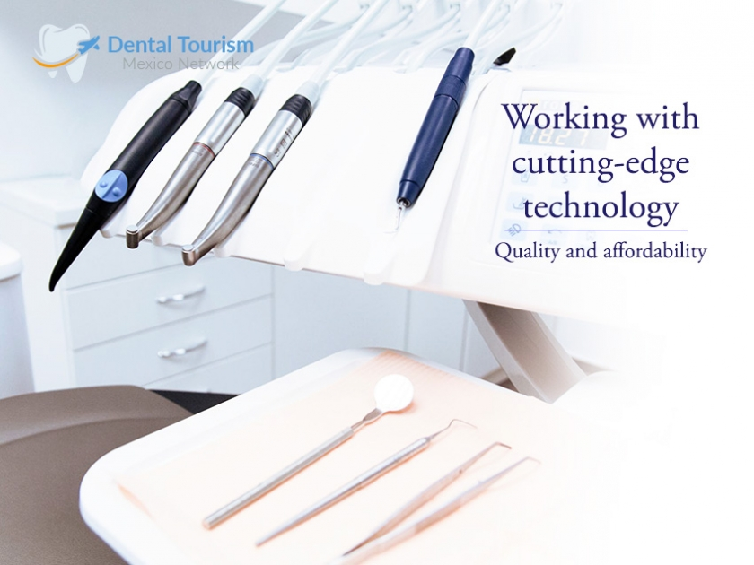 You will find Top Dental  technology and a peaceful stay