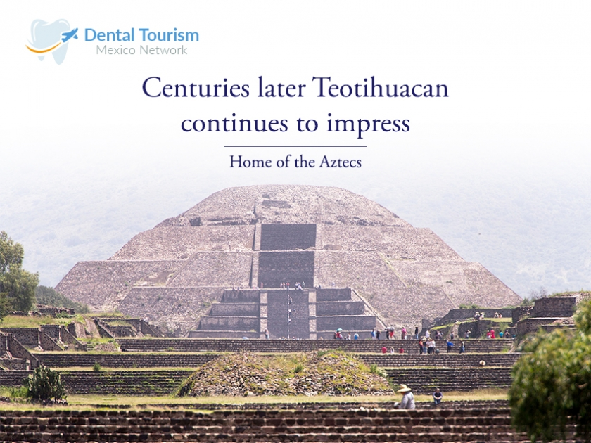 Modern and ancient, Mexico city is your capital for Dental Tourism