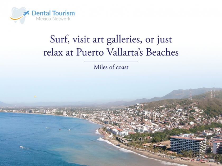 Want to Get a tropical experiences at the Dentist? Dental Toursim Clinic Vallarta can do that