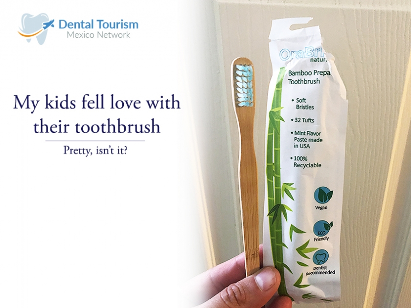 My Bamboo toothbrush Experience!