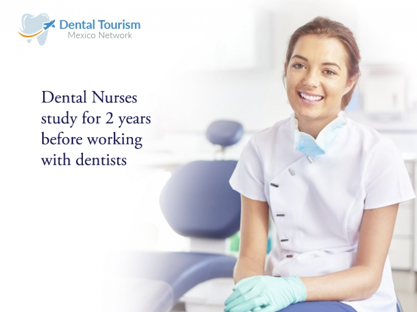 Are there dental nurses?